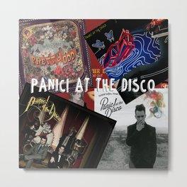 panic! fever Metal Print