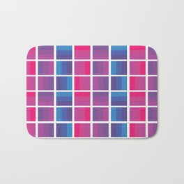Bi Grid Bath Mat