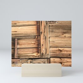 Ancient Mariner's Wood Mini Art Print