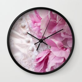 From This Day Forward Wall Clock
