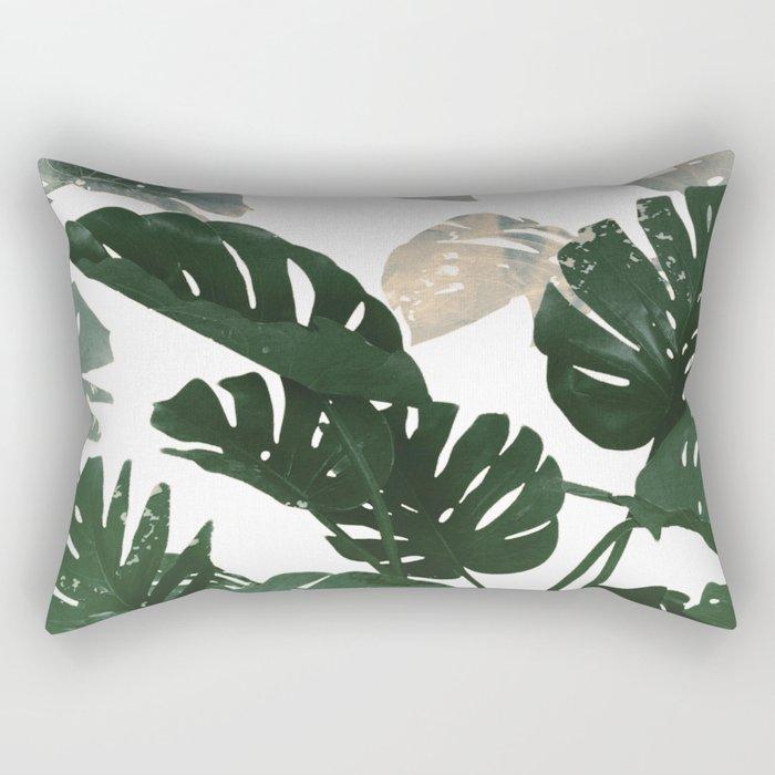 Tropical Cly Le Rectangular Pillow