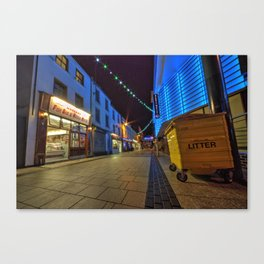 Chippy Alley  Canvas Print