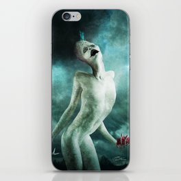 Organ Eater iPhone Skin