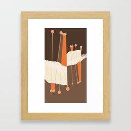 20-6ixteen Framed Art Print