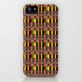 Moribayassa iPhone Case