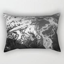 Glacial 1 Rectangular Pillow
