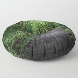 Enchanted Forest - Study VI Floor Pillow