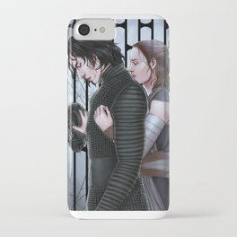 Rebirth of Ben Solo iPhone Case