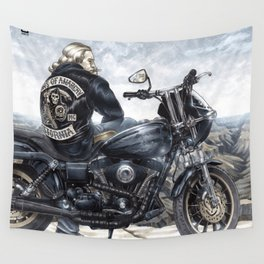 Son of Anarchy Wall Tapestry
