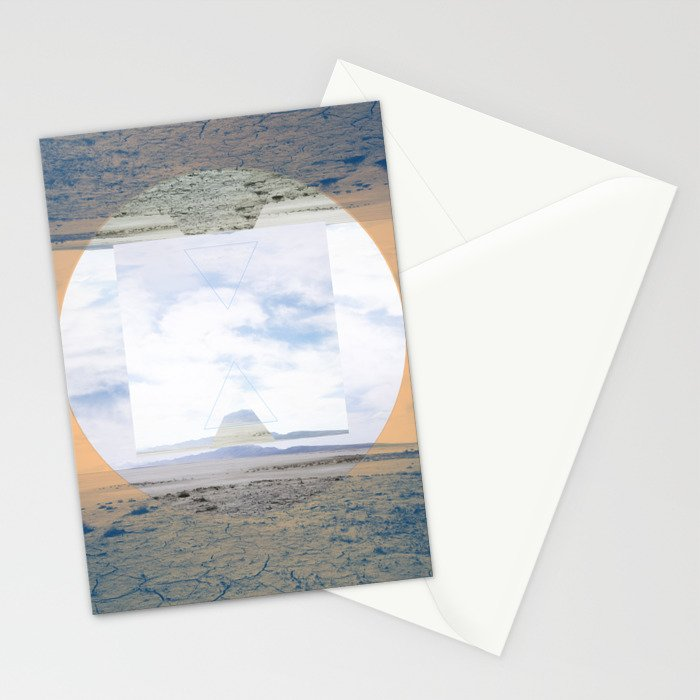 seamlessly run Stationery Cards