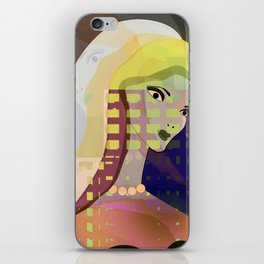 JEZEBEL-18 iPhone Skin