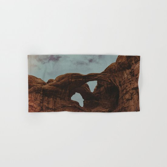 Arches Hand & Bath Towel
