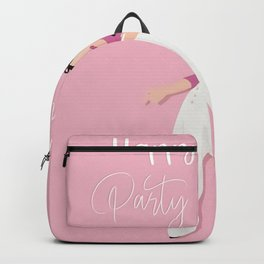 Ha-rry Styles Birthday Greeting Card Envelope Happy Birthday Let's Party in Style'  Harrys Styles  Birthday Gift Backpack
