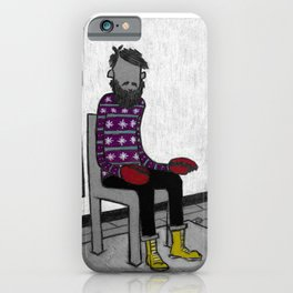 Lobster Hipster iPhone Case