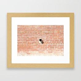 Useless Framed Art Print