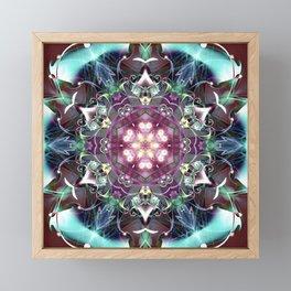 Mandalas from the Voice of Eternity 28 Framed Mini Art Print