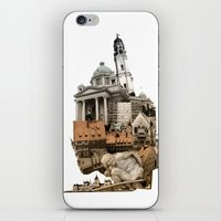 budapest iPhone & iPod Skins featuring Budapest by Alex Eckman-Lawn