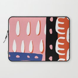 Abstract Drops Laptop Sleeve