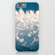 Mountain Snow Macro Slim Case iPhone 6s