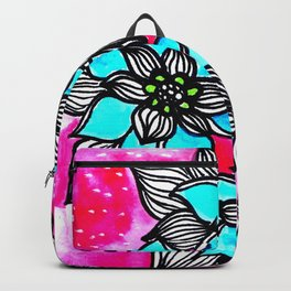 Flower Power 3 Backpack