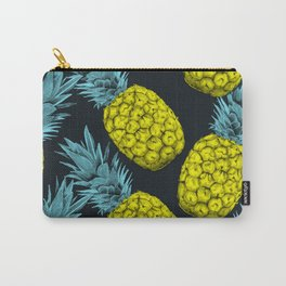 Pineapples Colors Carry-All Pouch