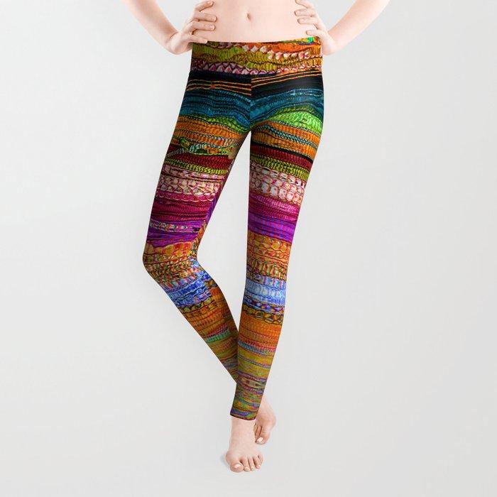 Indian Colors Leggings