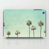 palm iPad Cases featuring Palm Trees  by Bree Madden