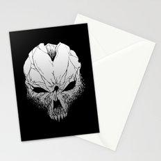 Skull. Just skull.  Stationery Cards