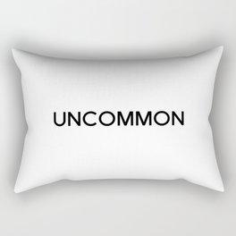 I'm... Uncommon Rectangular Pillow