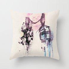Poxleitner LiGHTS ver.2 Throw Pillow