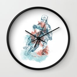caferacer Wall Clock