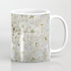 Blue Lace Mug