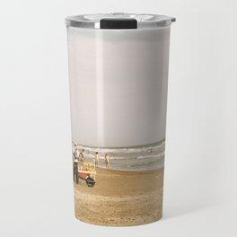 Fresas con crema Travel Mug