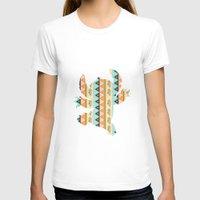 stitch T-shirts featuring stitch  by Vanessa Tanadi