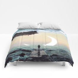 Oceanside Exploration Comforters