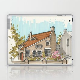 Magic House In Blerick Laptop & iPad Skin