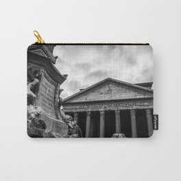 Clouds Over The Pantheon Carry-All Pouch