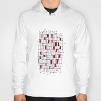text Hoodies featuring text by Ivano Nazeri