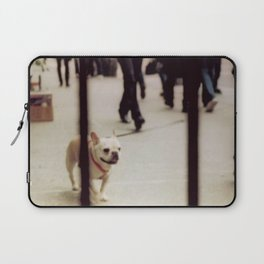 Dog Walking Laptop Sleeve