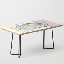 Stitches: Fish Coffee Table