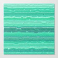 Simple Sea Canvas Print