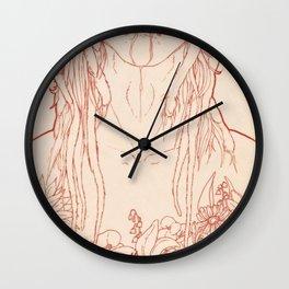 Blume Wall Clock