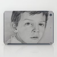 childish gambino iPad Cases featuring Childish or Child-like?  by Brooke Shane