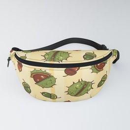 Autumn chestnut Fanny Pack