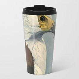 Album of Abyssinian Birds & Mammals 1930 (African Sea Eagle Travel Mug