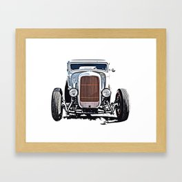 Hot Rod 1932 Framed Art Print