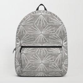 SUN TILE CEMENT LIGHT Backpack