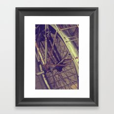 Paseo ( walk ) Framed Art Print