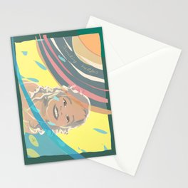 Smiling Helps Stationery Cards