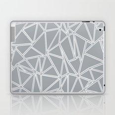 Ab Blocks Grey #2 Laptop & iPad Skin